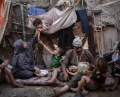 تقارير محلية وأممية : تلثا سكان غزة يعانون من انعدام الأمن الغذائي