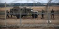 جيش الاحتلال يعلن حالة التأهب على حدود قطاع غزة