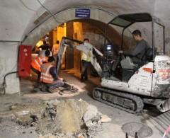 الحفريات.. يد الاحتلال الممتدة لفرض التهويد