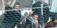 5 أسرى يقاطعون محاكم الاحتلال رفضا للاعتقال الإداري