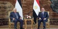 الرئيس عباس يزور القاهرة عقب الإنتهاء من اجتماع تنفيذية المنظمة