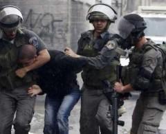 الاحتلال يعتقل شابا في الداخل المحتل