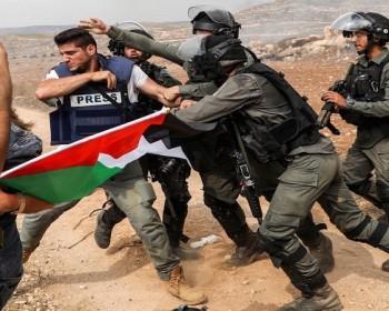دعوات لوقف انتهاكات الاحتلال بحق الصحفيين الفلسطينيين