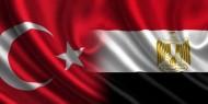 وفد تركي يصل القاهرة في أول زيارة منذ 2013