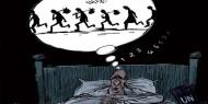 اللاجئون والعالم