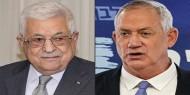 غانتس يلتقي الرئيس عباس بعد ساعات من زيارة بينيت لواشنطن