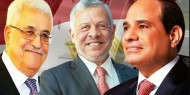 اختتام القمة الثلاثية ومصر والأردن يؤكدان رفض المساس بثوابت القضية الفلسطينية