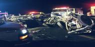 أفغانستان: قتيل و7 جرحى إثر انفجار لغم في جلال أباد