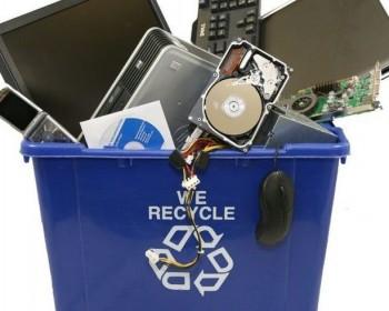 حماية البيئة بمشروع غير تقليدي لإعادة تدوير المخلفات الإلكترونية